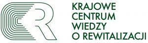 Krajowe Centrum Wiedzy o rewitalizacji - logo