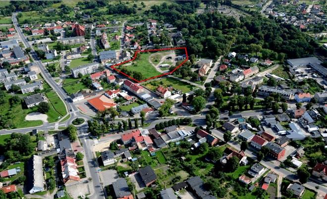 Rewitalizacja - gmina Dobiegniew