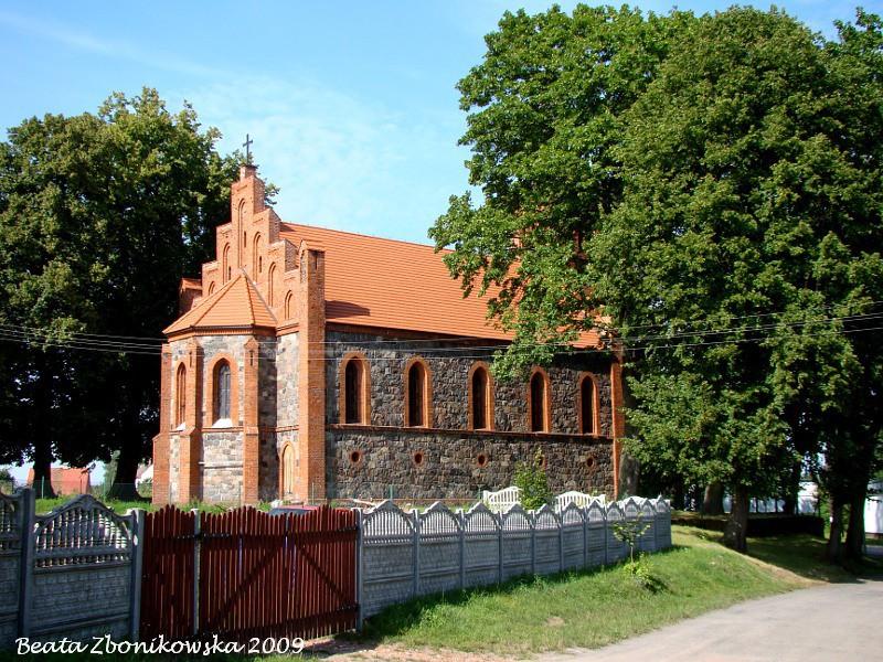 kościół w słonowie