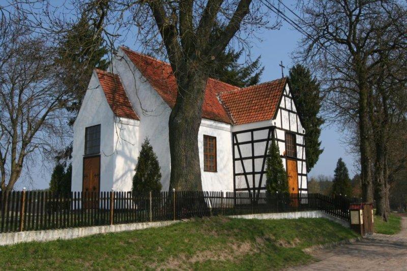 kościół w wołogoszczy