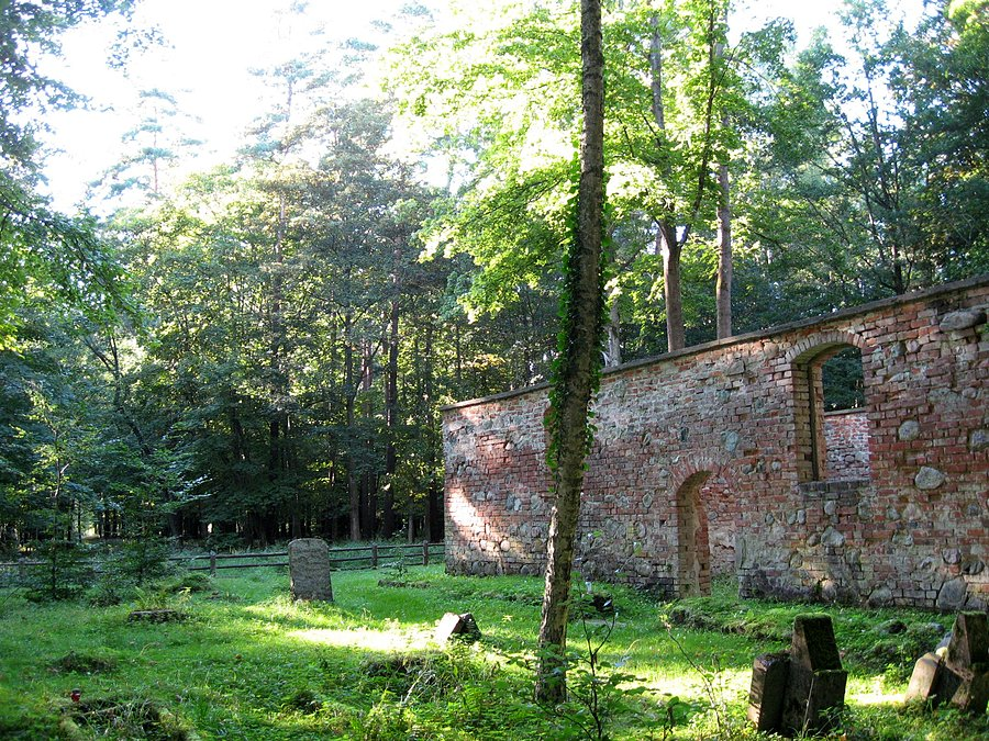 ruiny ostrowite
