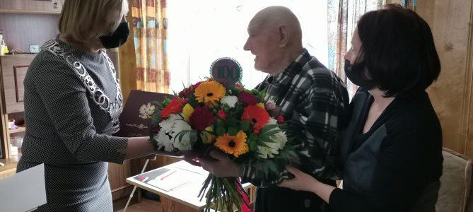 100 rocznica urodzin Pana Walentego Dolata