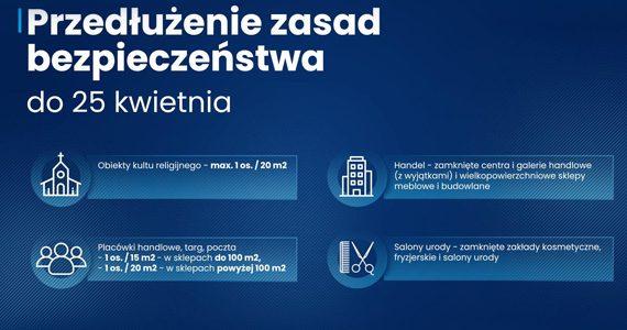Komunikat Burmistrza Dobiegniewa z dnia 14 kwietnia 2021r.