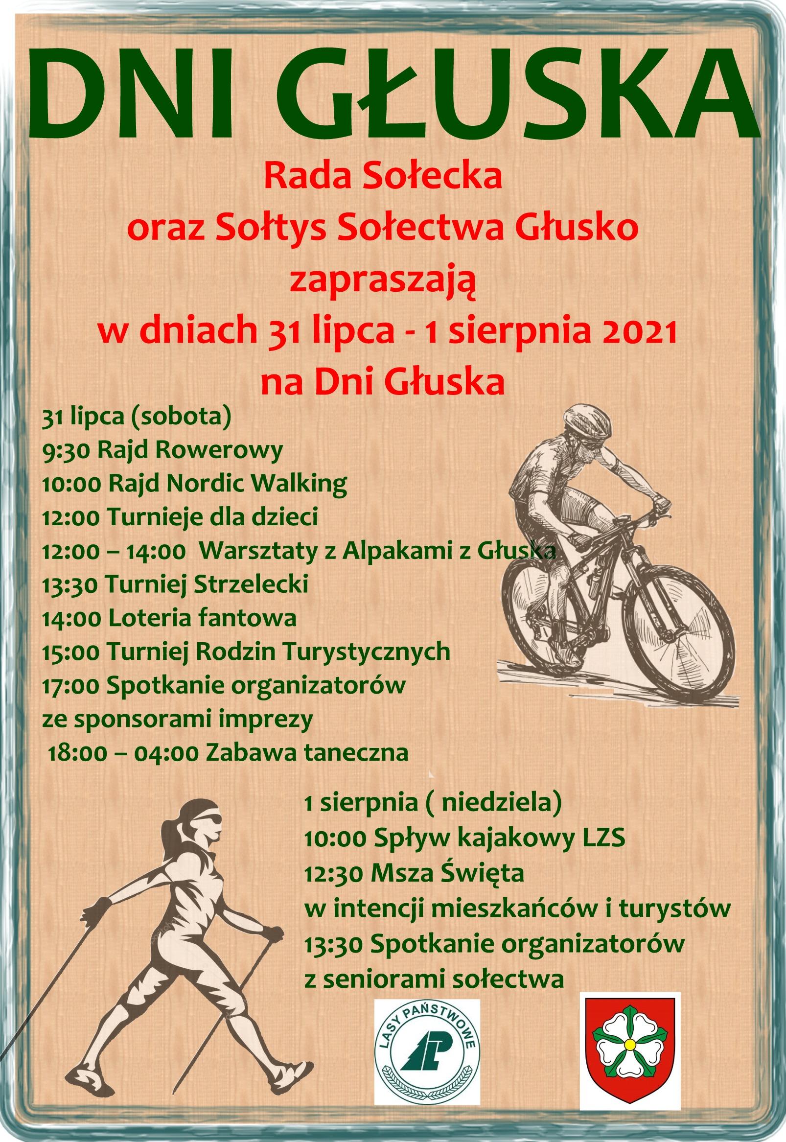 Dni Głuska 2021