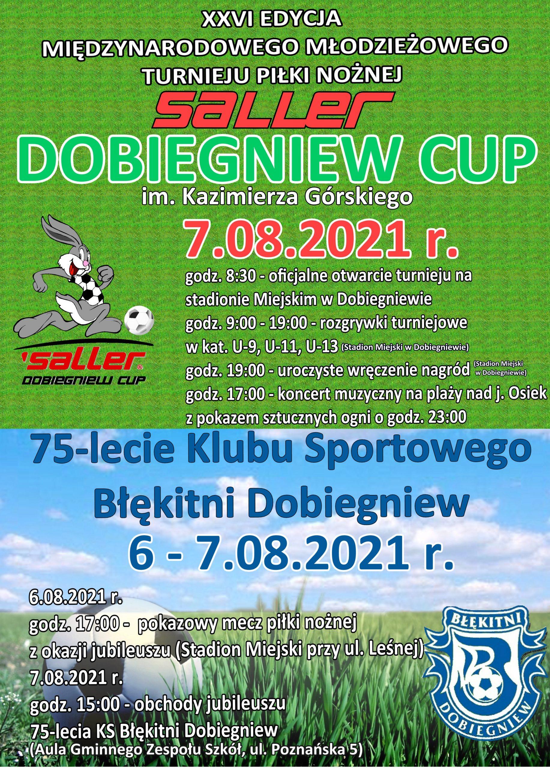 XXVI Edycja MMTPN Saller Dobiegniew Cup 2021